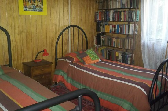 Casa Perla: habitacion de 2 camas