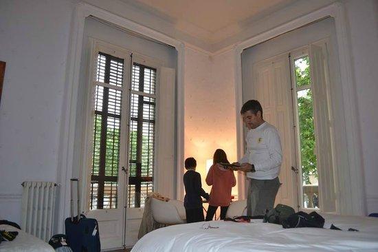 La Casa Gran B&B : nuestra habitación