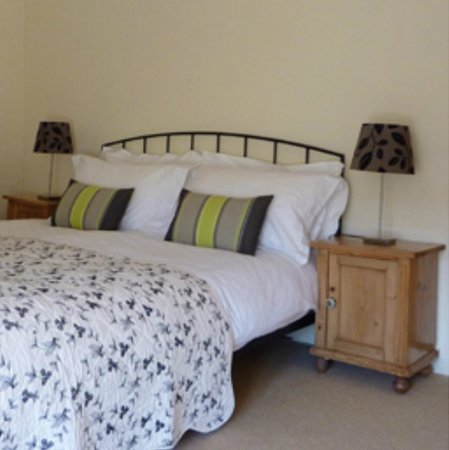 Ways Cottage: Double room