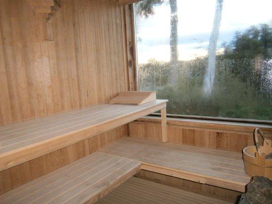 Cabanas Huitan Co : 51-Huitan-Co: Sauna