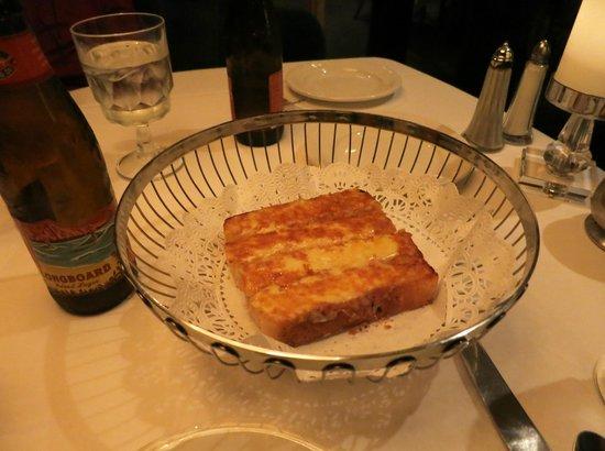 Hy's Steak House - Waikiki: 楽しみのチーズトースト