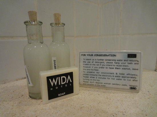 Wida Hotel: kit