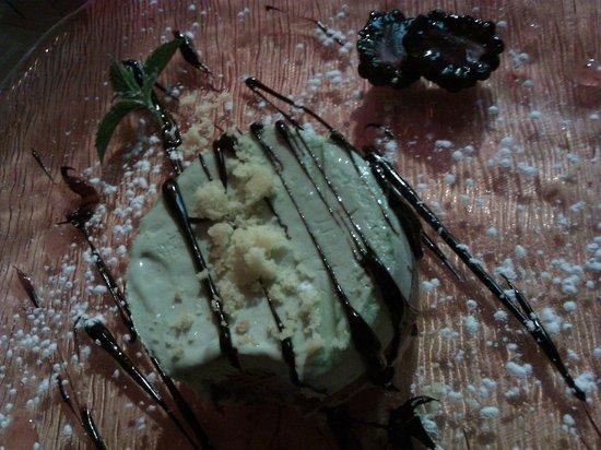 Osteria D'Al Maso: semifreddo