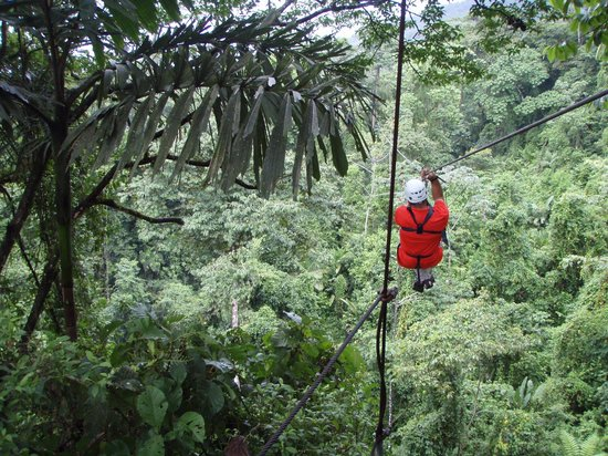 Tours to Go Costa Rica: Safe and beautiful place for ziplining