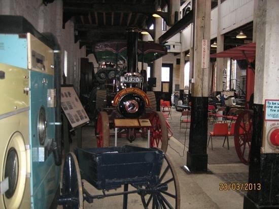Long Shop Museum: The Long Shop