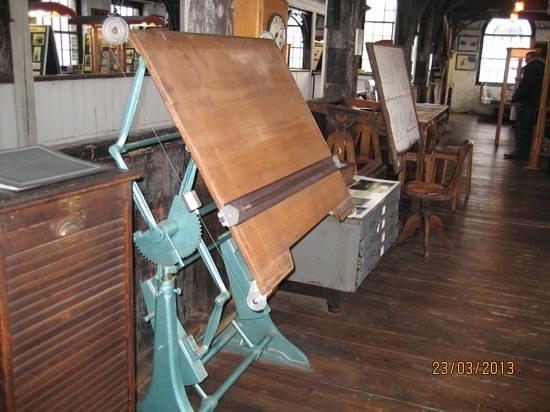 Long Shop Museum: Design in the Long Shop