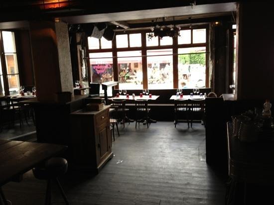 Langley Hotel Gustavia : Bar