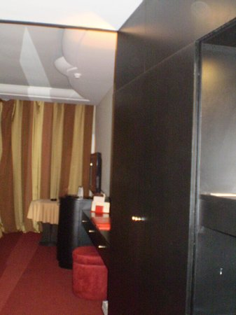 Hotel Rabat : la habitación 1