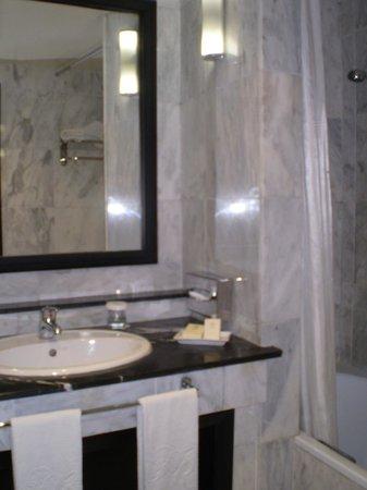 Hotel Rabat : el baño