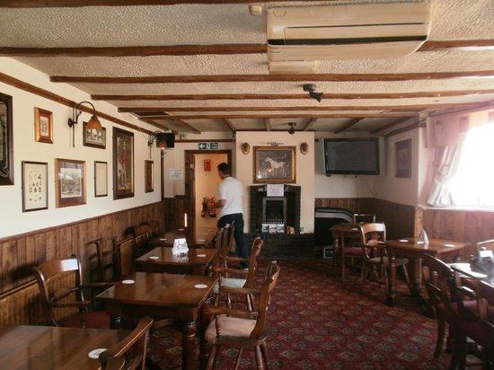 The Grey Horse Inn: Dinning Area