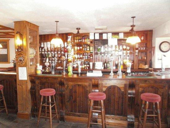 The Grey Horse Inn: The Bar