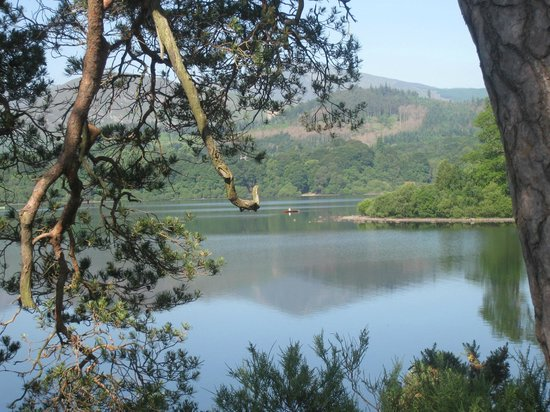 Parkfield Guest House: The lake Derwentwater