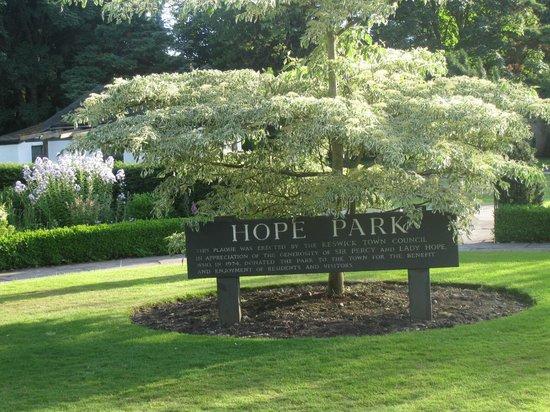 Parkfield Guest House: hope park
