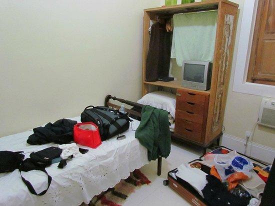 Canto da Carambola: My room