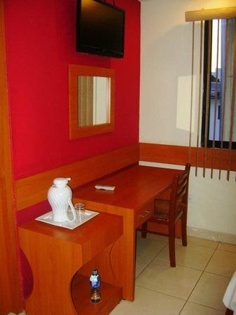 Centroamericano Hotel : Habitacion muy bonita y agradable