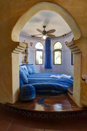 Kalapiti Luxury Jungle Suites: ARABIAN DREAMS.SUITE LA LUNA