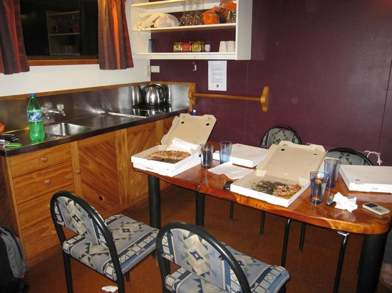Kerikeri Holiday Park & Motels: Kitchen / cuisine