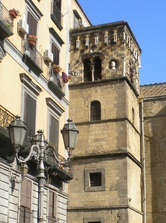 Cappella Pappacoda: Belltower