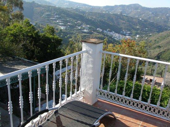 Hotel Finca el Cerrillo : View from room 2 balcony