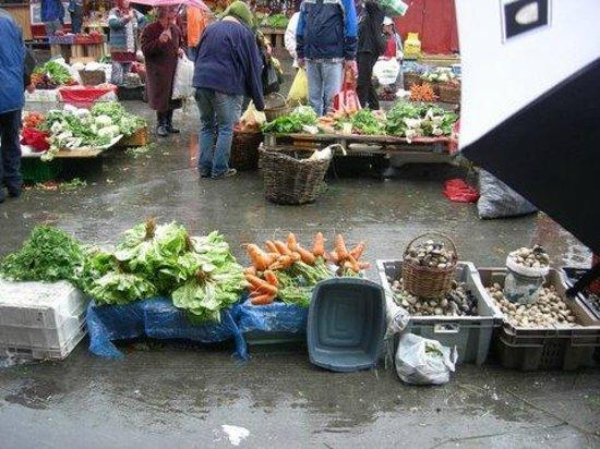 Casa Perla: mercado Angelmo