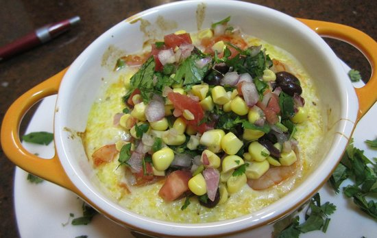Kitchens on the Square: shrimp and grits!