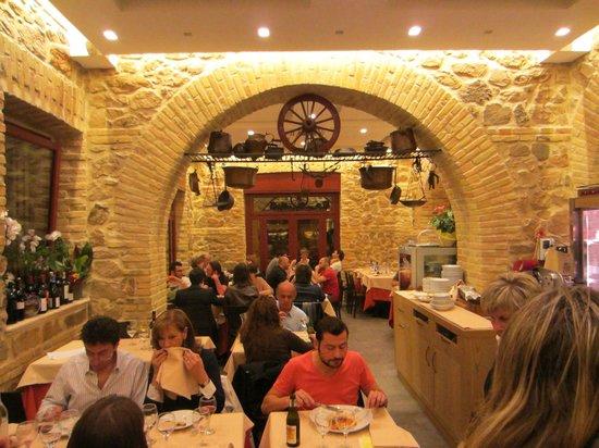 preparativi - Picture of La Tavernaccia, Rome - Tripadvisor