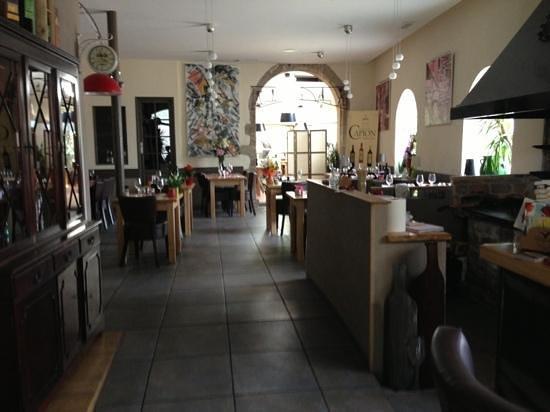 Le pressoir saint saturnin de lucian 17 place de la for Le pressoir restaurant