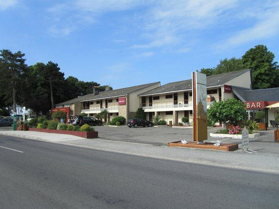 vu de l hotel picture of hotel mercure mont michel mont michel tripadvisor