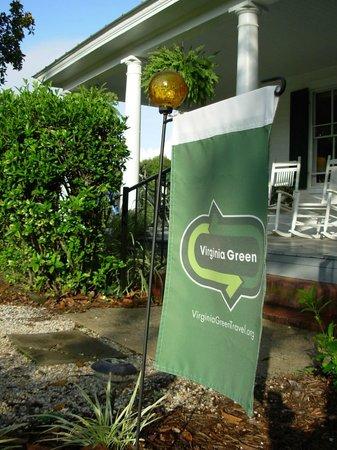 The Inn at Tabbs Creek Waterfront B&B: A Virginia Green Inn