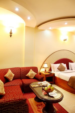 Hotel TJS Royale: Executive Room