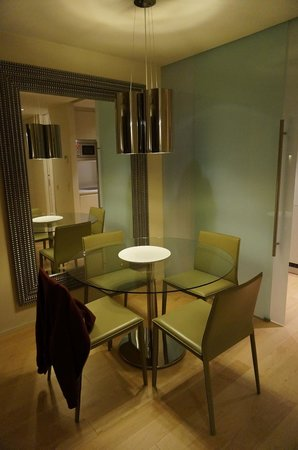 Serviced Apartments Boavista Palace: Dining area