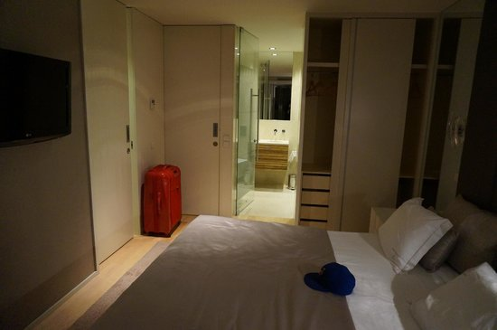 Serviced Apartments Boavista Palace: Bedroom with ensuite