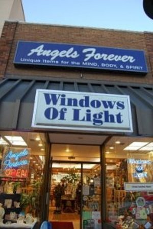 Angels Forever - Windows of Light