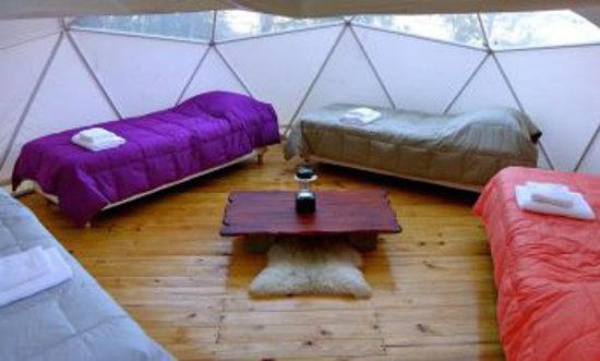 Bonanza Eco Aventura Camping: DOmos