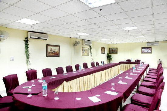 Hotel TJS Royale: Conference Hall