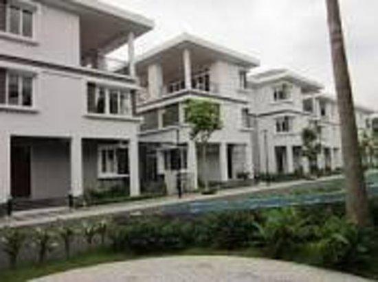 Ha Do Villas: grounds