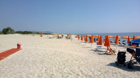 Hotel Daulia: Spiaggia 2