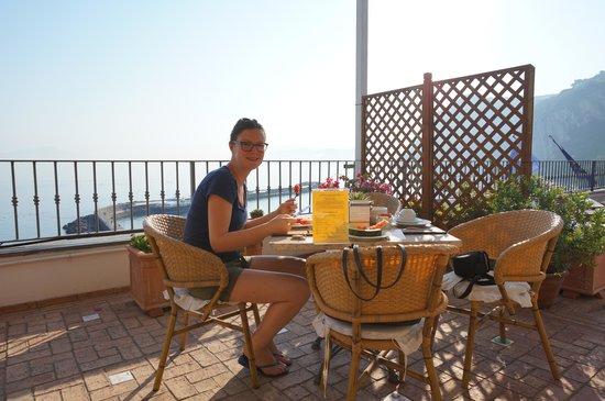 Hotel Relais Maresca: Breakfast