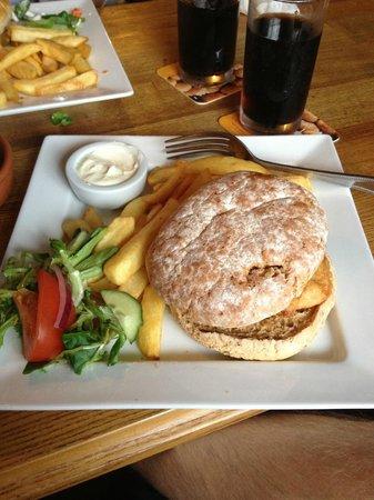 The White Horse Inn: good food