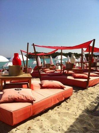 Sea Lounge : le luxe dans la simplicite