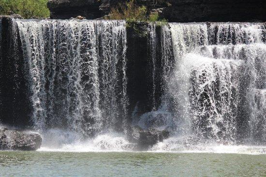 Rock Island State Park: Great Falls
