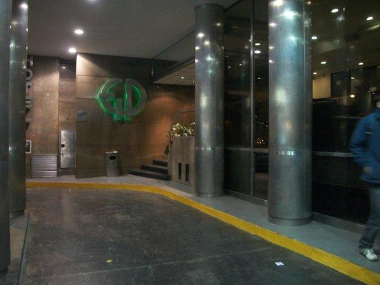 Esmeralda Palace Hotel: fachada