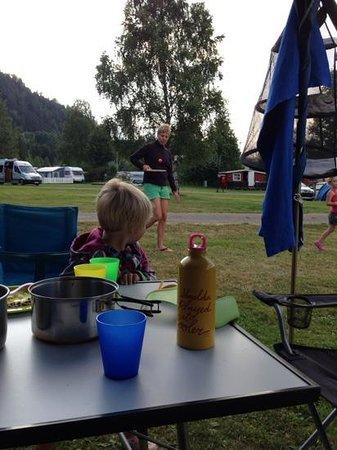 Etna Family Camping