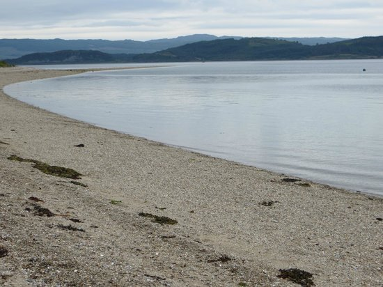 The Oystercatcher: nice beach for walking
