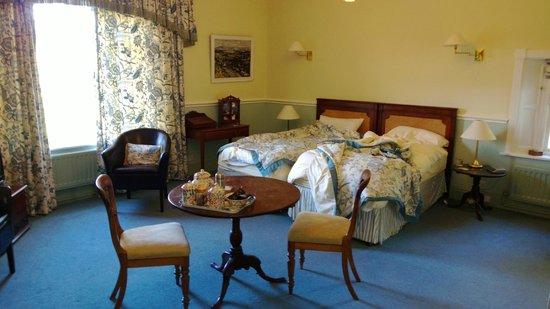 Gleadhill Farm : Main Bedroom