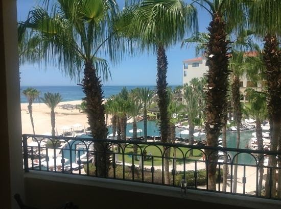 Hilton Los Cabos Beach & Golf Resort : Hilton Cabo from room 3031