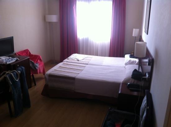 Hotel Menorca Patricia: Camera standard