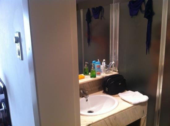 Hotel Menorca Patricia: bagno