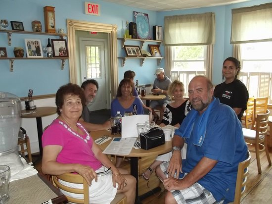 Sweet Caroline's Cafe: We will all be back!