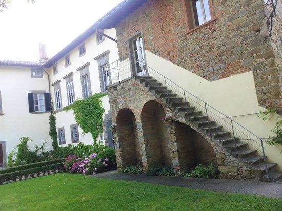 Villa di Piazzano: Hotel view